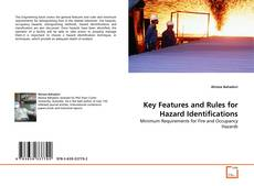 Bookcover of Key Features and Rules for Hazard Identifications
