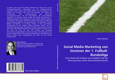 Capa do livro de Social Media Marketing von Vereinen der 1. Fußball-Bundesliga