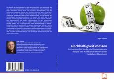 Bookcover of Nachhaltigkeit messen