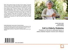 Bookcover of Fall in Elderly Diabetes