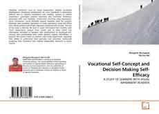 Capa do livro de Vocational Self-Concept and Decision Making Self-Efficacy