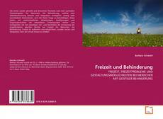 Bookcover of Freizeit und Behinderung