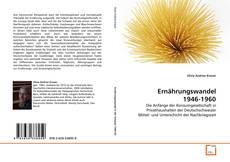 Portada del libro de Ernährungswandel 1946-1960