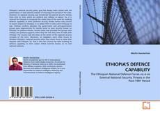 Portada del libro de ETHIOPIA'S DEFENCE CAPABILITY