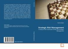 Buchcover von Strategic Risk Management