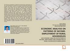 Portada del libro de ECONOMIC ANALYSIS ON PATTERNS OF INCOME-EMPLOYMENT OF RURAL HOUSEHOLDS