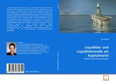 Buchcover von Liquidität- und Liquiditätsmaße am Kapitalmarkt