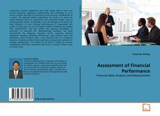 Capa do livro de Assessment of Financial Performance