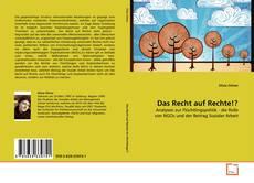 Buchcover von Das Recht auf Rechte!?
