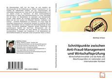 Обложка Schnittpunkte zwischen Anti-Fraud-Management und Wirtschaftsprüfung