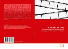 Buchcover von Wahrheit im Film