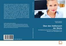 Bookcover of Über den Stellenwert der Werte