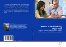 Couverture de Research-based Writing Instruction