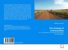 Bookcover of The strategy of Intertextuality