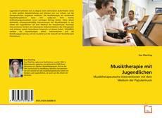 Capa do livro de Musiktherapie mit Jugendlichen