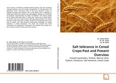Bookcover of Salt tolerance in Cereal Crops-Past and Present Overview