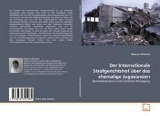 Der Internationale Strafgerichtshof über das ehemalige Jugoslawien的封面