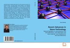 Bookcover of Recent Advances in Nano-Technology