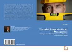 Capa do livro de Wertschöpfungsorientiertes IT Management