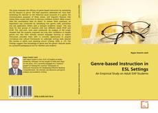 Buchcover von Genre-based Instruction in ESL Settings