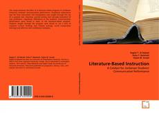 Couverture de Literature-Based Instruction