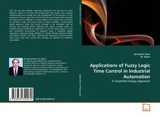 Capa do livro de Applications of Fuzzy Logic Time Control in Industrial Automation
