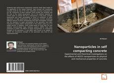 Capa do livro de Nanoparticles in self compacting concrete