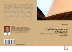 Обложка English Language and Bilingualism