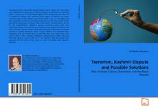 Обложка Terrorism, Kashmir Dispute and Possible Solutions