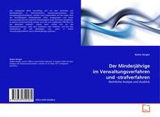 Bookcover of Der Minderjährige im Verwaltungsverfahren und -strafverfahren
