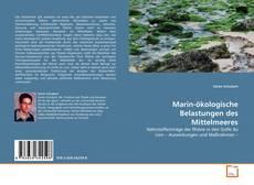Marin-ökologische Belastungen des Mittelmeeres kitap kapağı