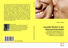 Sexuelle Rechte in der Ostzusammenarbeit kitap kapağı
