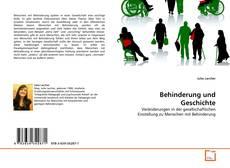 Обложка Behinderung und Geschichte