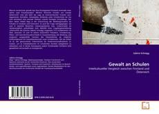 Bookcover of Gewalt an Schulen