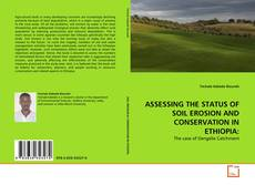 ASSESSING THE STATUS OF SOIL EROSION AND CONSERVATION IN ETHIOPIA:的封面
