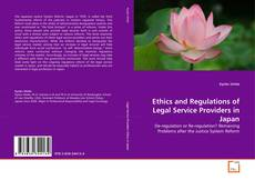 Copertina di Ethics and Regulations of Legal Service Providers in Japan