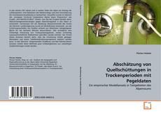 Bookcover of Abschätzung von Quellschüttungen in Trockenperioden mit Pegeldaten