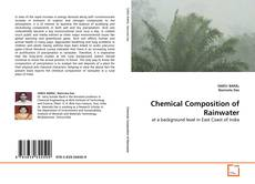 Copertina di Chemical Composition of Rainwater