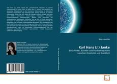 Bookcover of Karl Hans (J.) Janke