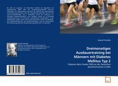 Portada del libro de Dreimonatiges Ausdauertraining bei Männern mit Diabetes Mellitus Typ 2