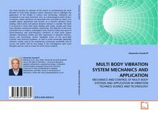 MULTI BODY VIBRATION SYSTEM MECHANICS AND APPLICATION kitap kapağı
