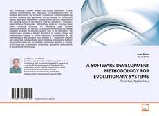 Обложка A SOFTWARE DEVELOPMENT METHODOLOGY FOR EVOLUTIONARY SYSTEMS