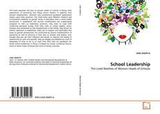 Borítókép a  School Leadership - hoz