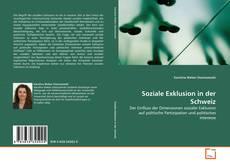 Buchcover von Soziale Exklusion in der Schweiz