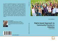 Buchcover von Rights-based Approach to Community Practice in Palestine