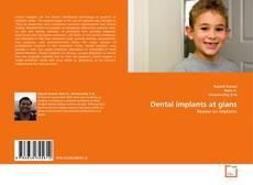 Обложка Dental implants at glans