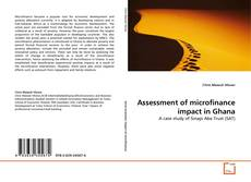 Portada del libro de Assessment of microfinance impact in Ghana