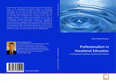 Copertina di Professionalism in Vocational Education