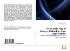 Copertina di Parametric Study of Meshless Method for Edge Crack Problem