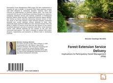 Bookcover of Forest Extension Service Delivery